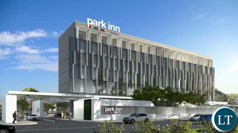 Designs for the Lusaka Park Inn Hotel