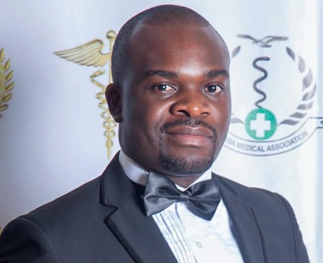 Dr Francis Mupeta