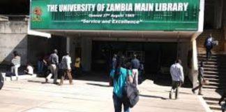 UNZA Main Library