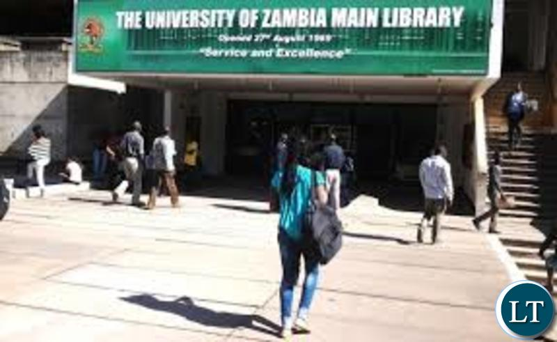 UNZA Main Library
