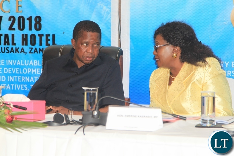 Zambia : Police officer arrested for defaming President Lungu