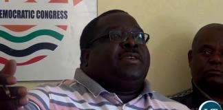 Chishimba Kambwili.