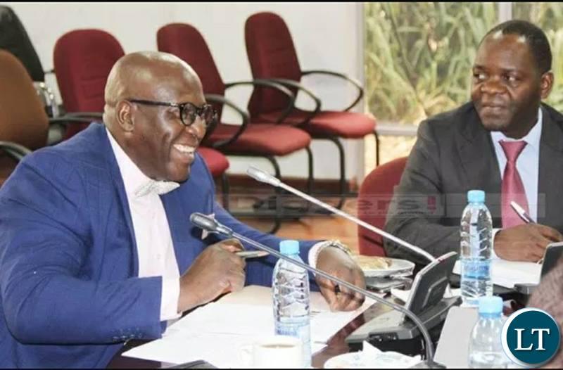 KCCM- Zambia Consolidated Copper Mines CEO Pius Kasolo