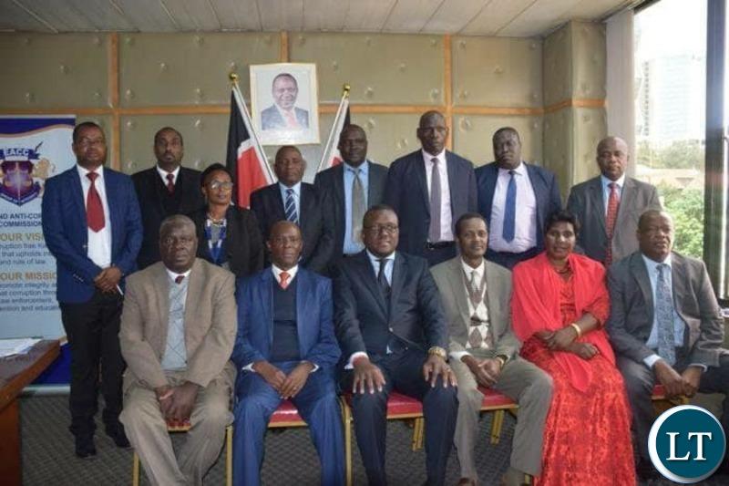 Zambia MPs