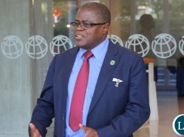 Minister of Commerce, Trade and Industry, Christopher Yaluma