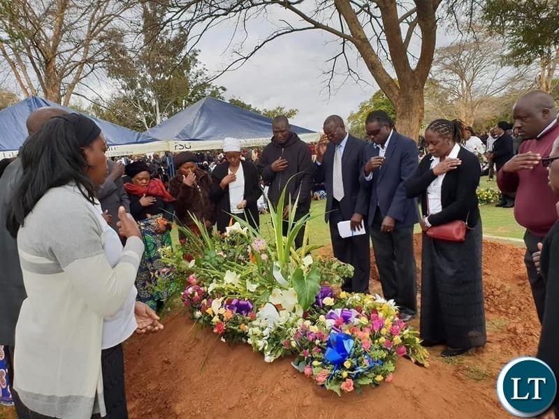 Dr Justin Kangwa Funeral