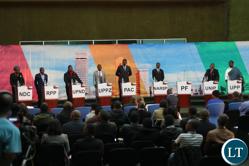 Lusaka Mayoral Debate