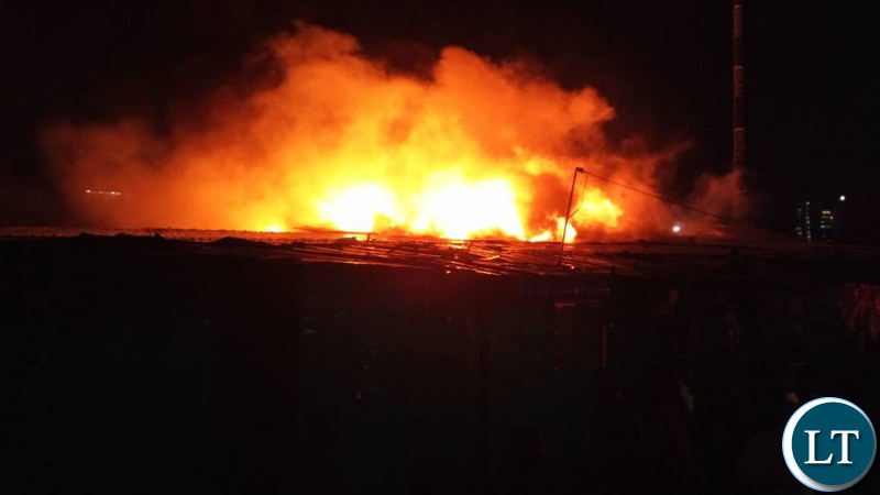 COMESA market on fire
