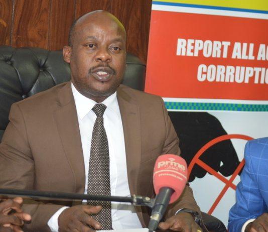 RTSA Director and Chief Executive Officer, Mr. Zindaba Soko
