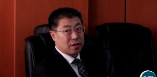 Chinese Ambassador to Zambia Li Jie