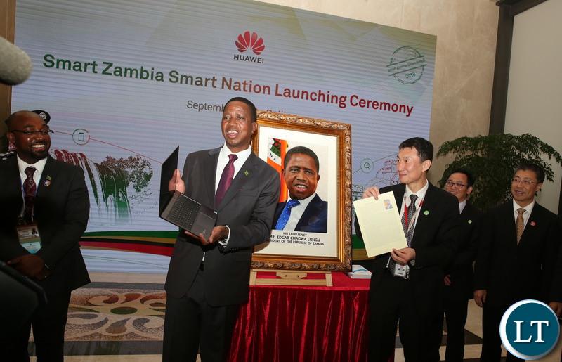 Китай завоёвывает электроэнергетику Замбии