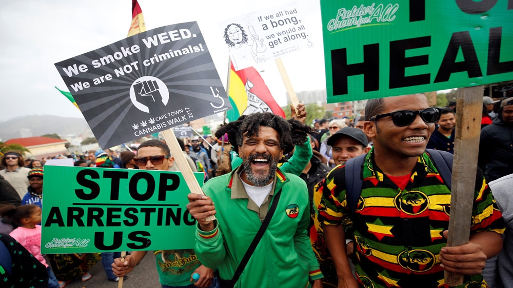 South Africa's Top Court rules that Personal Cannabis Use is Legal