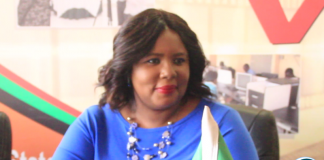 Minister of Information and Broadcasting Dora Siliya