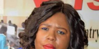 Minister of Information and Broadcasting Dora Siliya