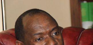 Lawyer Kelvin Fube Bwalya