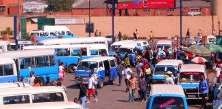 Kitwe Bus Station