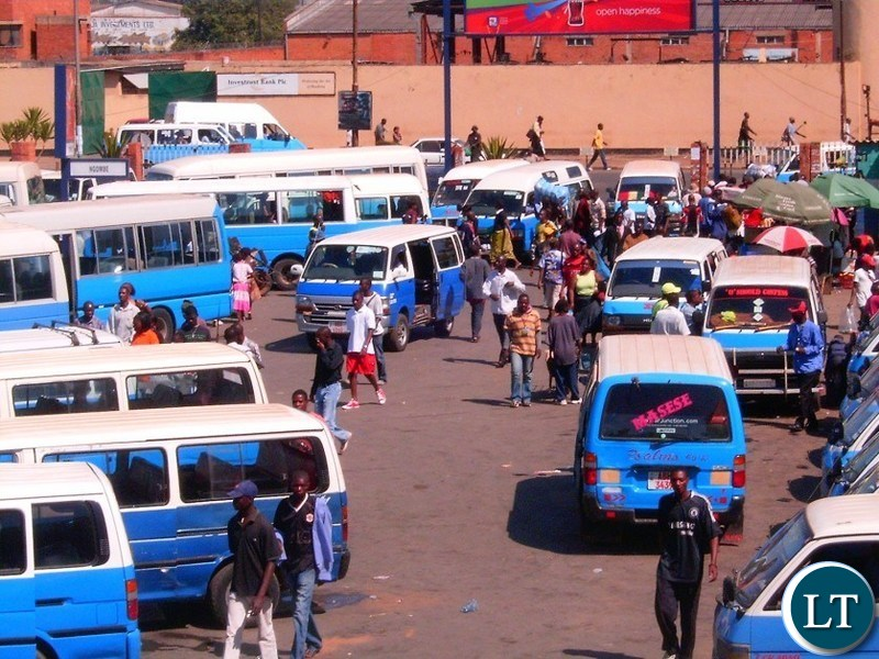 Kitwe Bus Station
