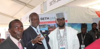 Mutati with Seth James Group of Companies President