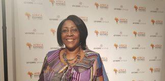 Zambia's Ambassador designate to France, Dr. Christine Kaseba- Sata