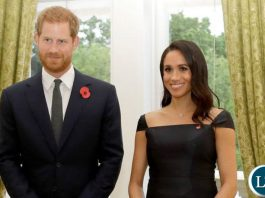 Prince Harry and The Duchess of Sussex, Meghan Markle