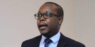 Chamber of Mines Zambia President Goodwell Mateyo