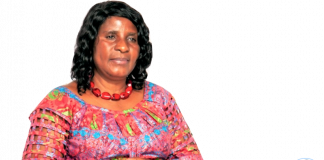 Gender Minister Elizabeth Phiri