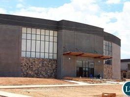 Levy Mwanawasa Hospital