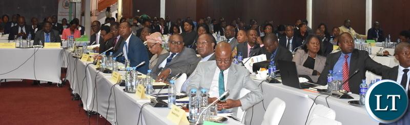 NDCC Delegates 19-20 Dec 2018. Pic MNDP