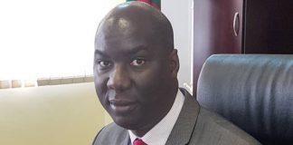 Ministry of Labour Permanent Secretary Barnaby Mulenga