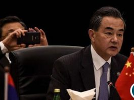 Chinese Foreign minister Wang Yi. FILE PHOTO | AFP