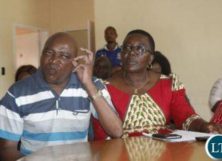 UPND MP and HH's Presidential Advisor Douglas Syakalima