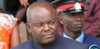 Housing and Infrastructure Minister Ronald Chitotela