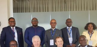 Zambian Delegation at the Mining Indaba with FQM deligation