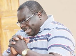 National Democratic Congress Consultant Chishimba Kambwili