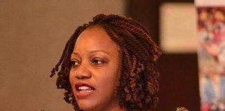 Country Director and civil society activist, Nalucha Nganga-Zimba