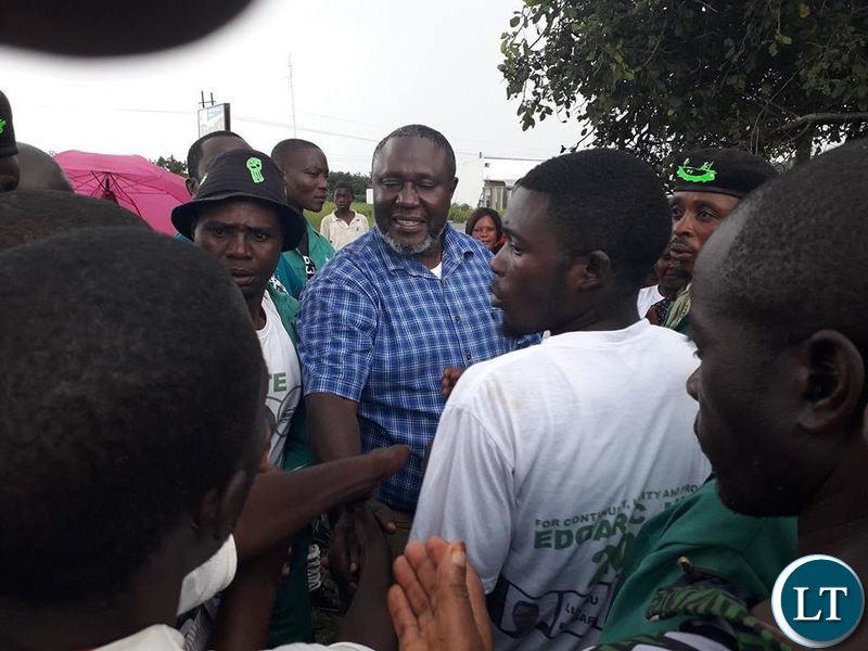 Chalwe Mambwe Charles