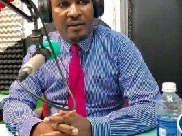 Opposition PeP leader Sean Tembo
