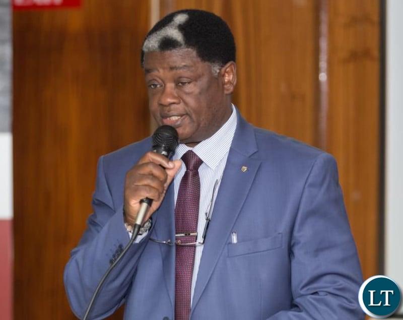 Ministry of Tourism and Arts Permanent Secretary Howard Sikwela