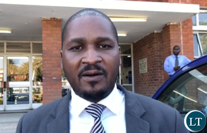 Patriots for Economic Progress (PeP) President Sean Tembo