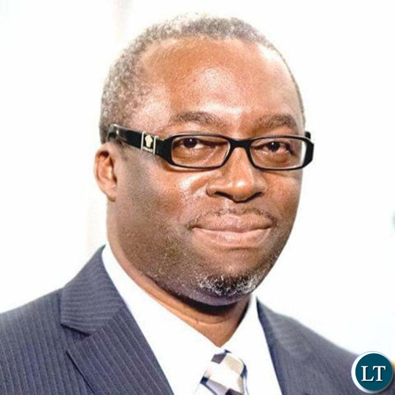 Professor Kenneth Mwenda