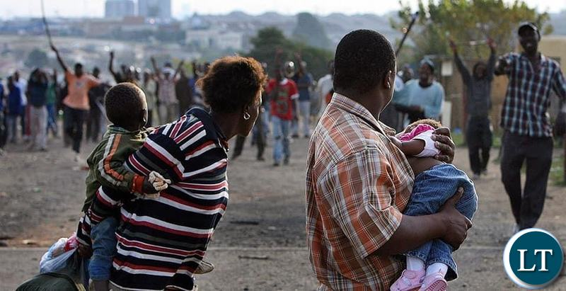 Zambia : South Africa Government Forms Taskforce To Deal