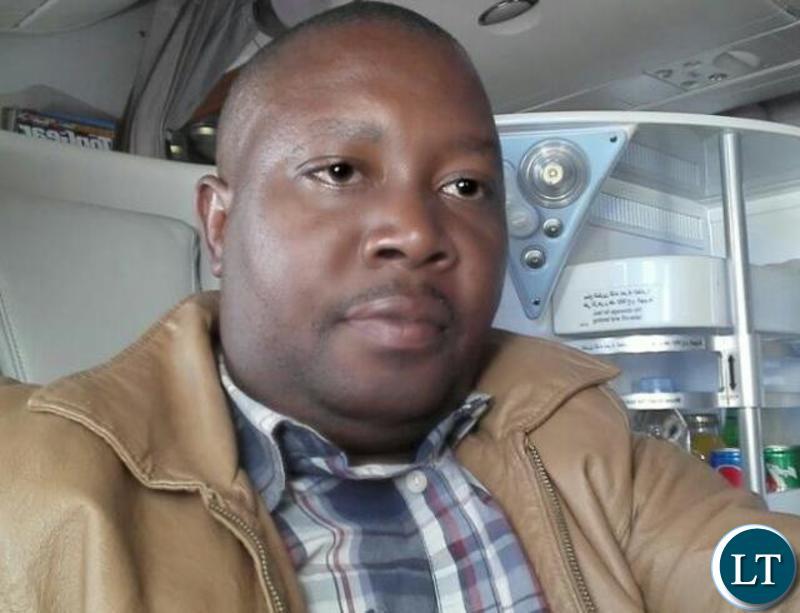 YALI President Andrew Ntewewe