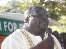 NDC leader Chishimba Kambwili