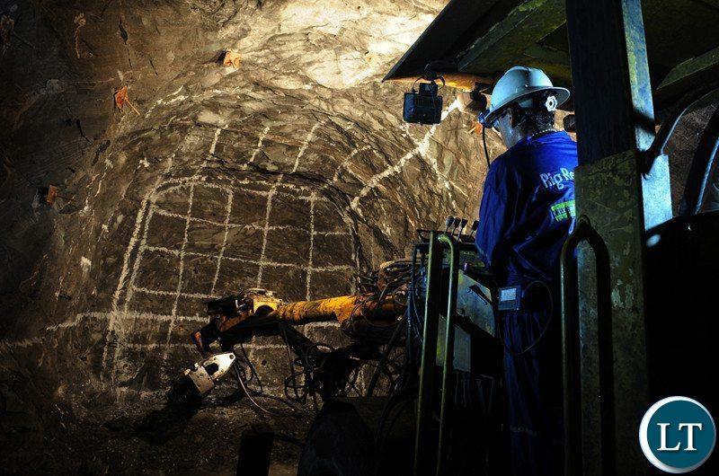 Mopani Mine