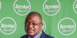 Company Head of Corporate and Government Affairs Reuben Kamanga