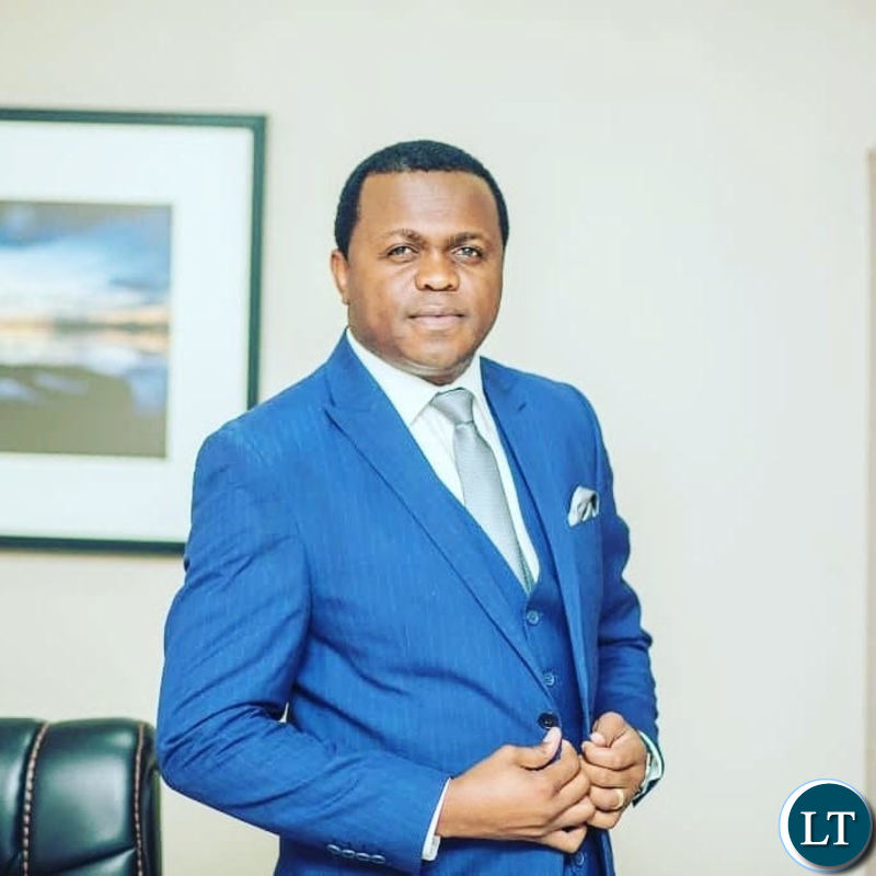 Pastor Choolwe Mudenda