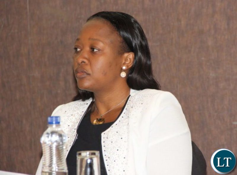 Financial Intelligence Centre Director General Mary Chirwa