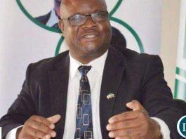 Chifubu Member of Parliament Frank Ng'ambi