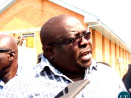 NDC President Chishimba Kambwili