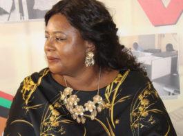Chief Government Spokesperson Dora Siliya